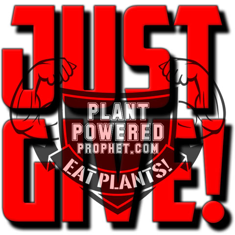 Plant Powered Prophet