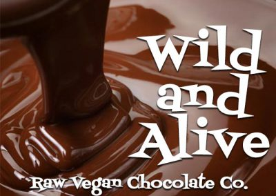 Wild and Alive Raw Chocolate Co.